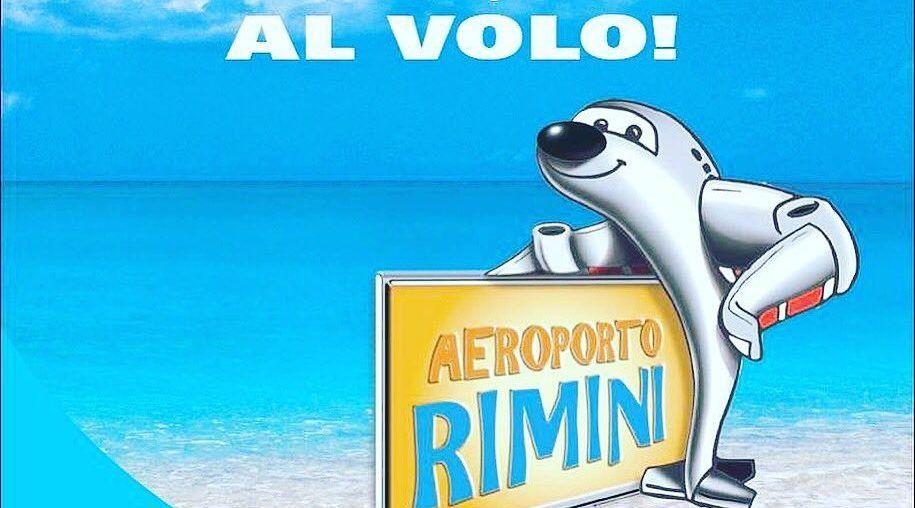 Voli dall'Aeroporto Fellini di Rimini - 2019