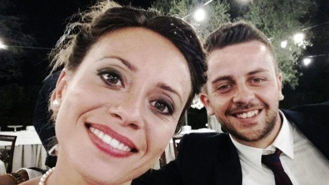 Ruggiero e Valentina sposi!